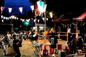 2014年8月23日(土)~24日(日)「第28回 納涼盆踊り大会」